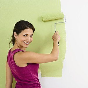 hochwertige Farbe selbst streichen macht Spaß und Freude wenn das Ergebnis passt. Dazu braucht man aber das richtige Produkt