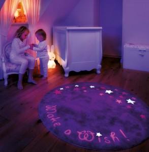 Runde Teppiche für Kinder