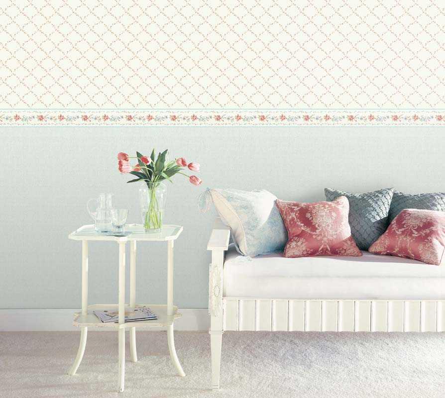 raumwirkung von tapeten optimal nutzen. Black Bedroom Furniture Sets. Home Design Ideas