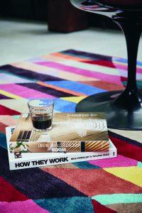 Kunstfaserteppiche aus Polyacryl wie Xian Facet 78400 von Brink&Campman
