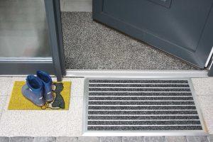Fußmatten für den Außenbereich - Elegant Mat