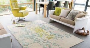 Bild Teppich Arte Espina im Wohnzimmer - Teppich Trends 2017