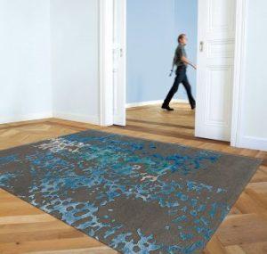 Bild Teppich Arte Espina Milchshake Effekt - Teppich Trends 2017