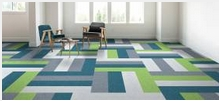 Teppichplanken modern verlegt