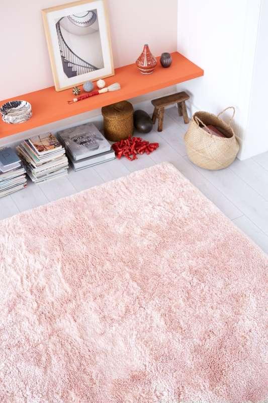 Bild Teppichtrends 2019 Schöner Wohnen Harmony rosa