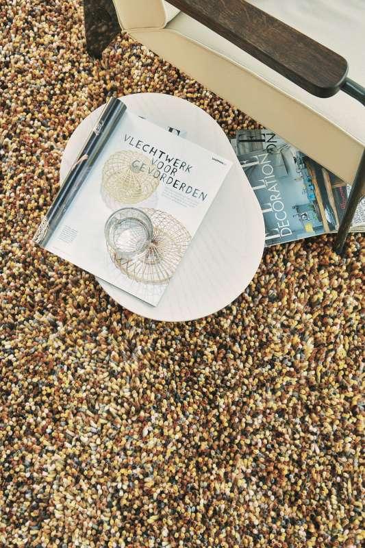 Bild Teppichtrends 2019 Teppich B&C Rocks beige