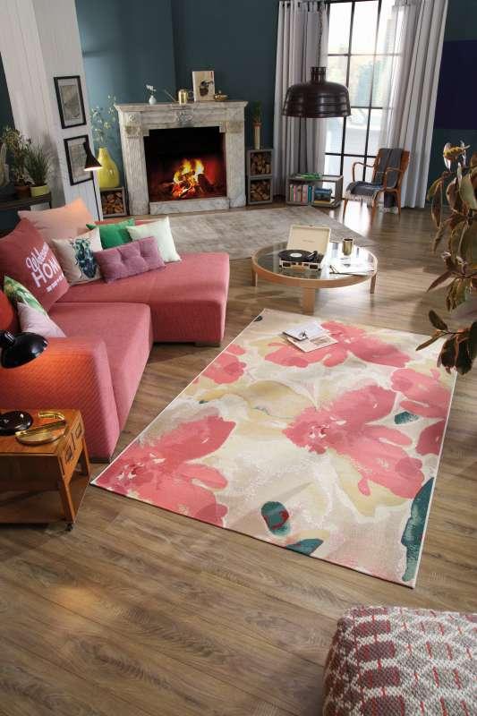 Bild Teppichtrends 2019 Teppich Tom Tailor Garden Blossom