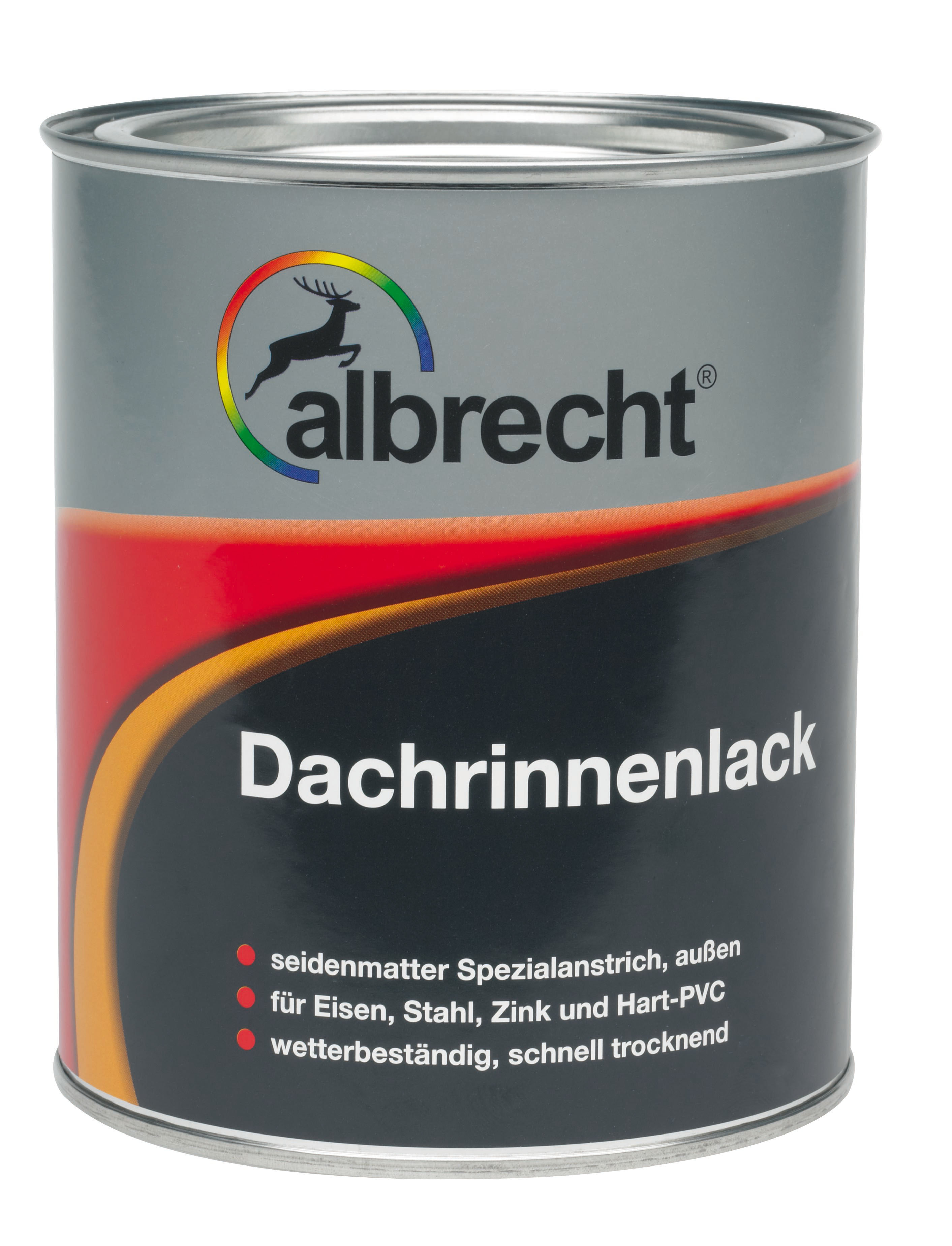 ALB Dachrinnenlack - Braun