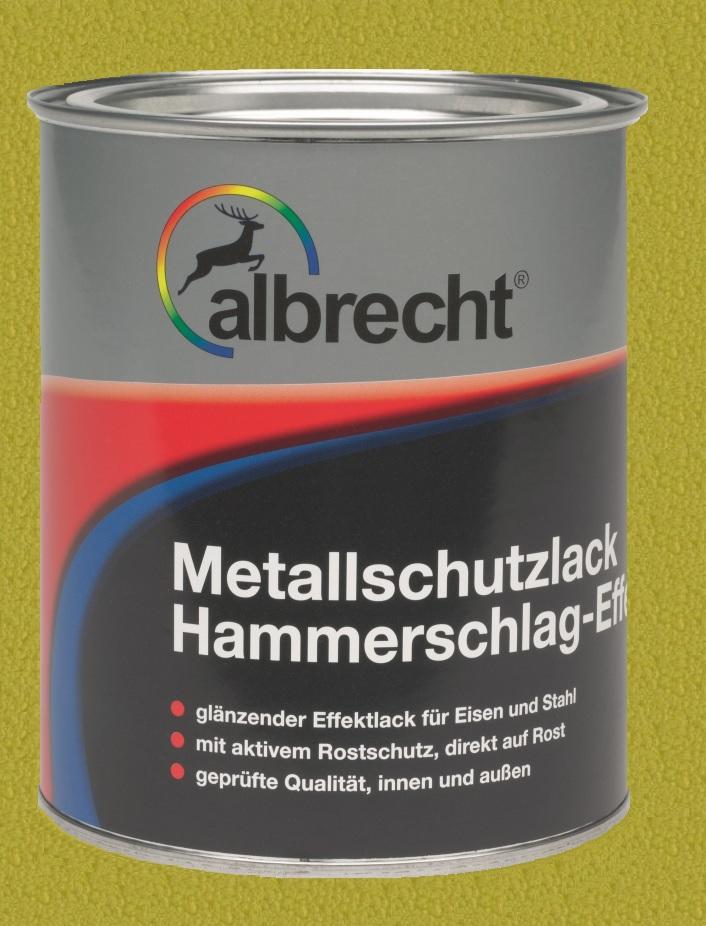 Metallschutzlack mit HSE (Gold; 750 ml)