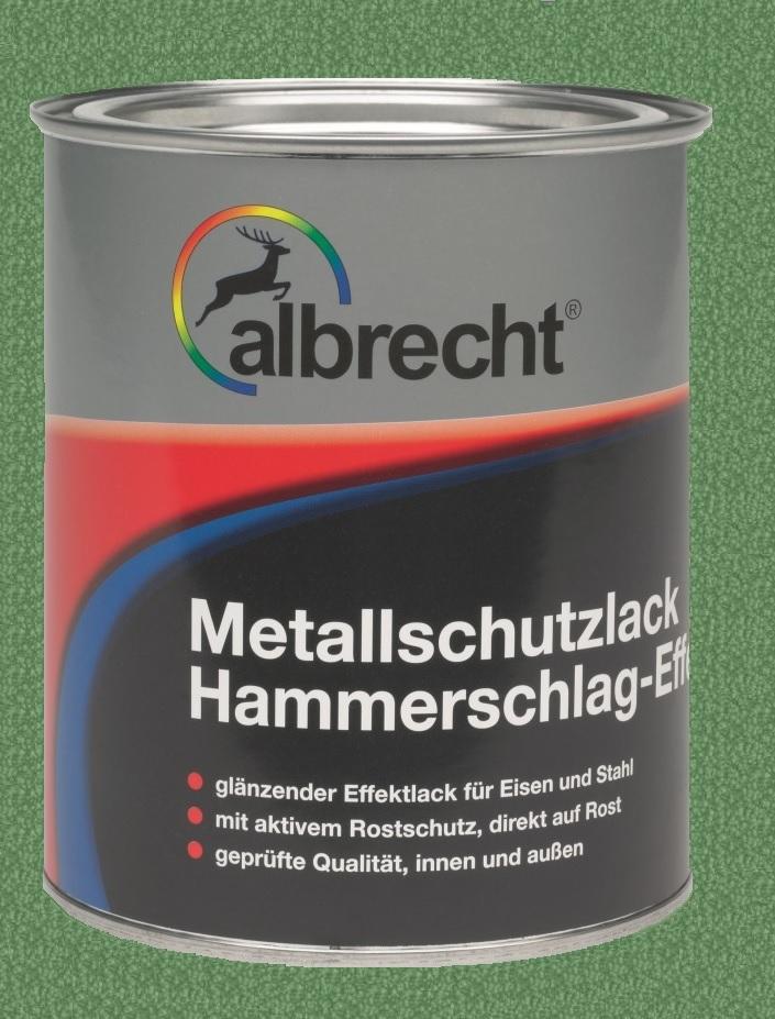 Metallschutzlack mit HSE (Grün; 750 ml)