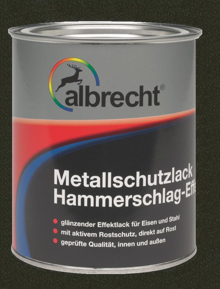 Metallschutzlack mit HSE (Schwarz; 750 ml)