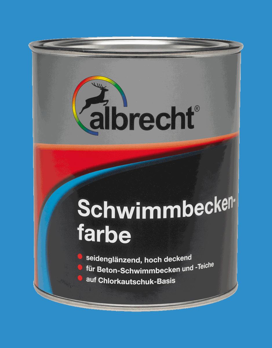 Schwimmbeckenfarbe (RAL 0119; 10 Liter)