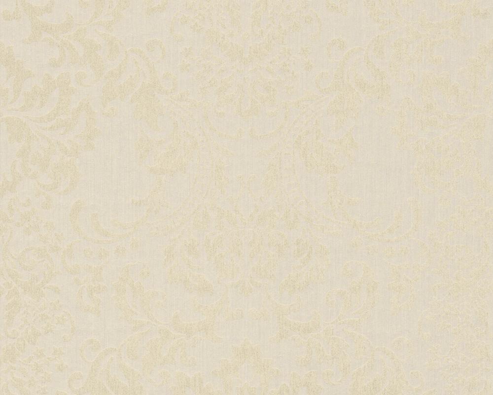 Haute Couture 3 Ornamenttapete - 290526 (Beige)