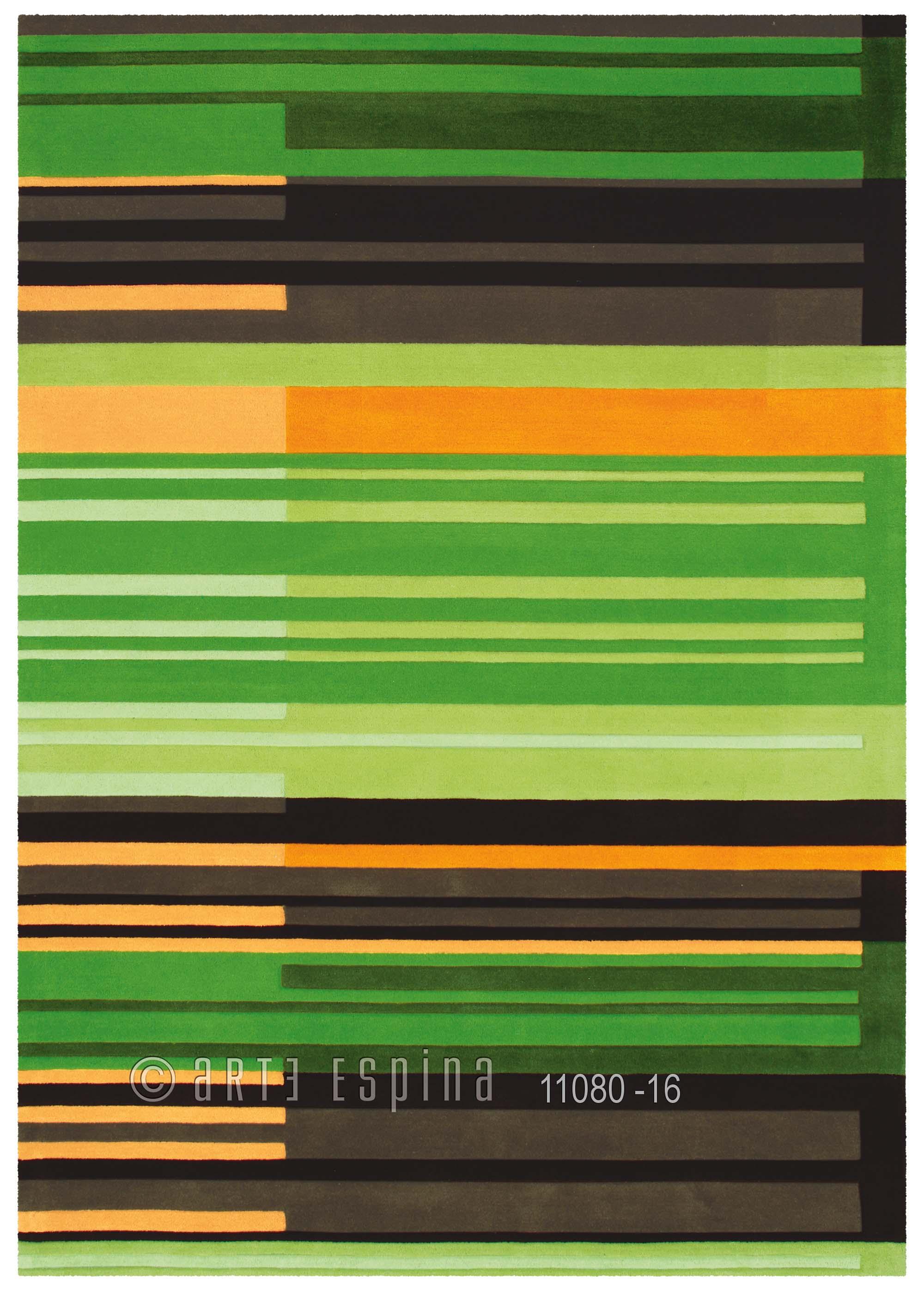 Colour Codes (Grün; 120 x 180 cm)