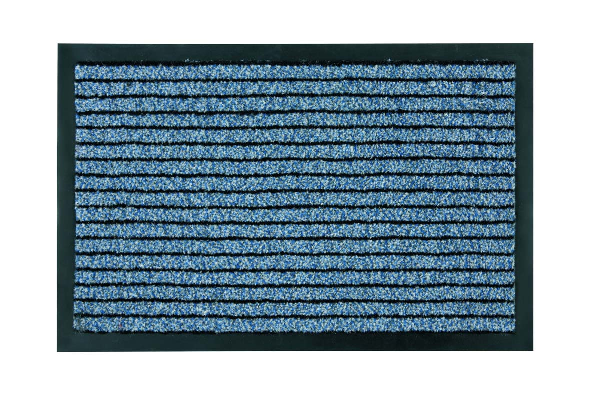 Sauberlaufmatte Karat (Blau)