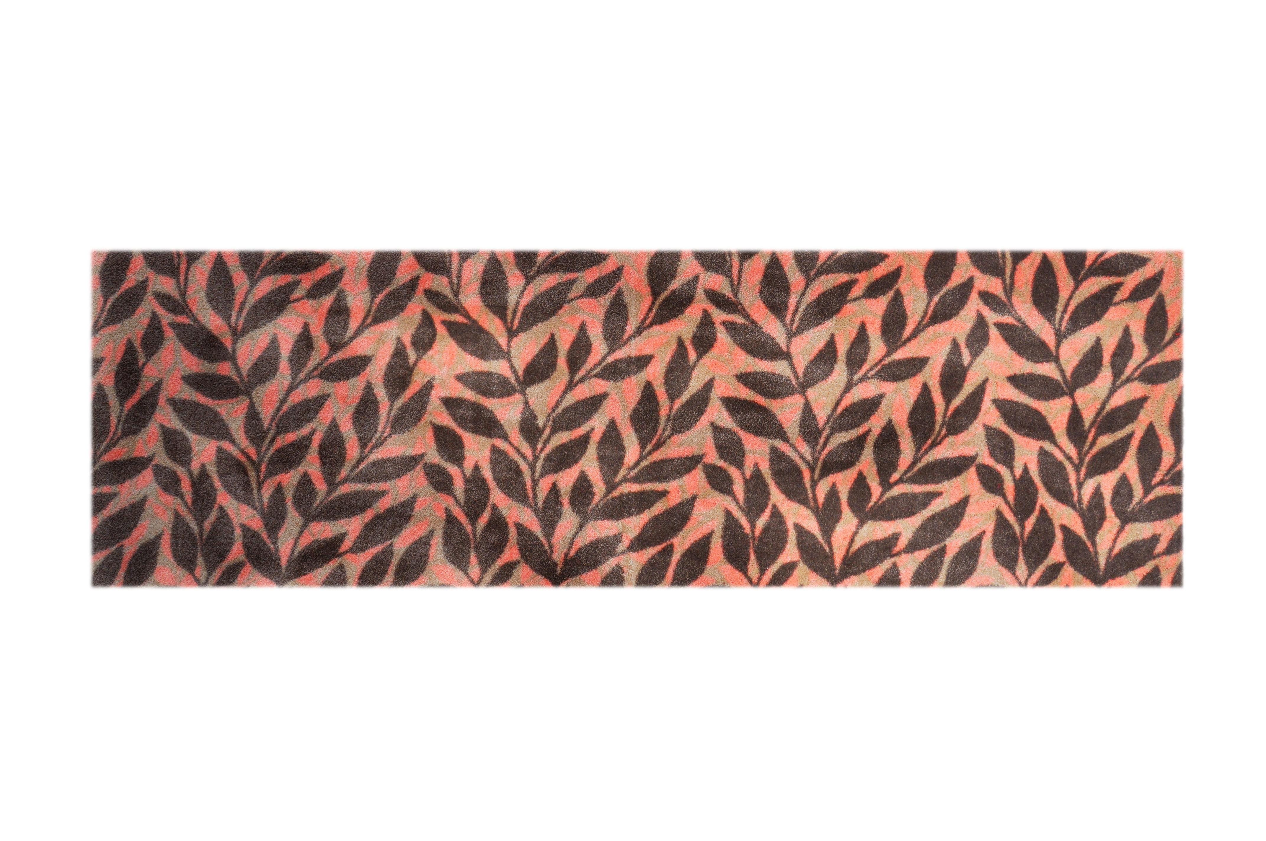 Schmutzfangteppich, LifeStyle-Mat: Blätter (50 x 150 cm)