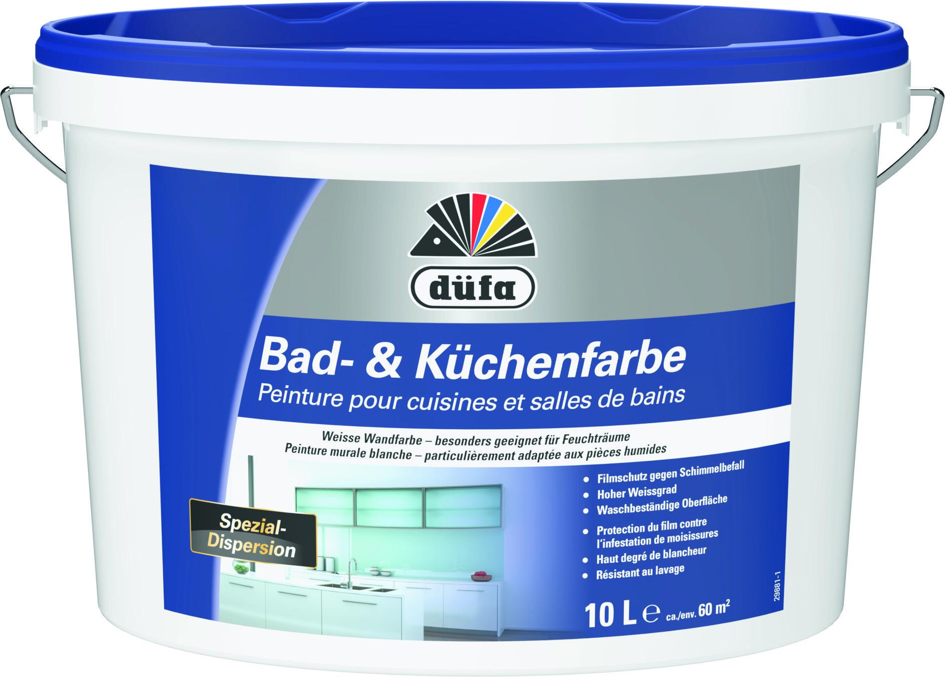 D112 Schimmelschutz (Weiß; 5 Liter)