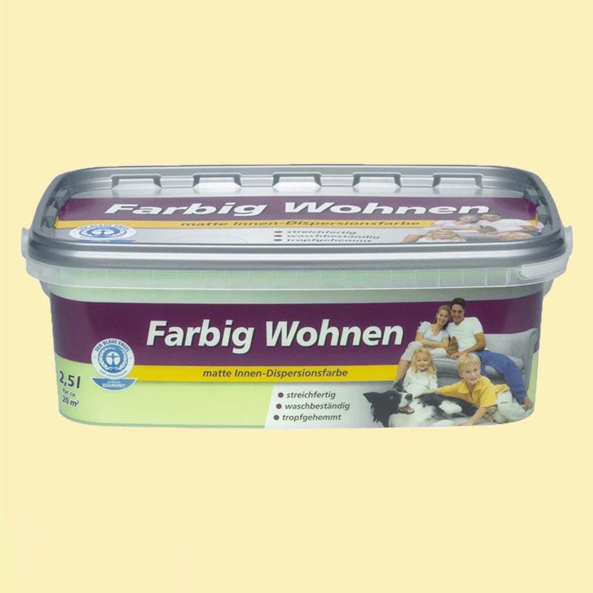 Farbig Wohnen (Honig)