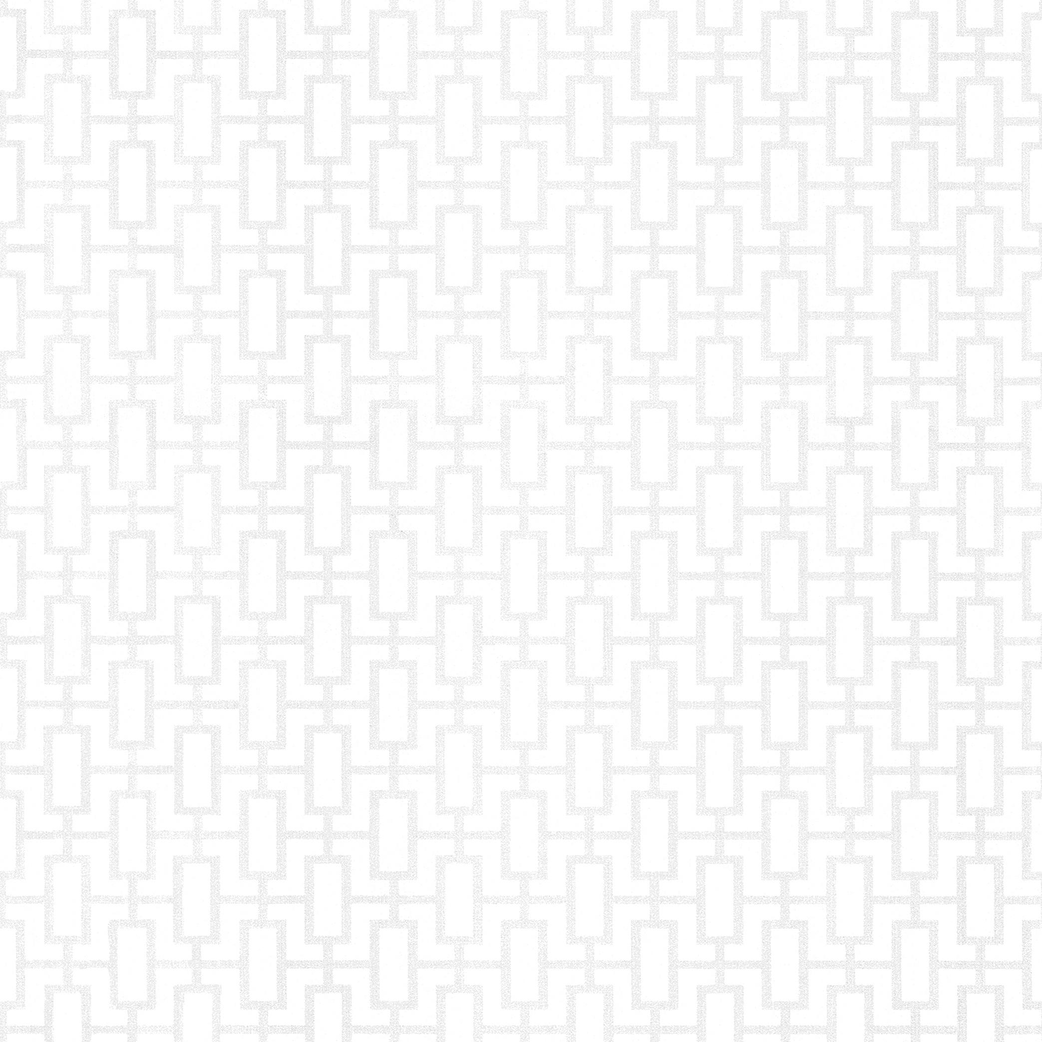 Shades - Retro Tapete - TU27087 (Weiß)