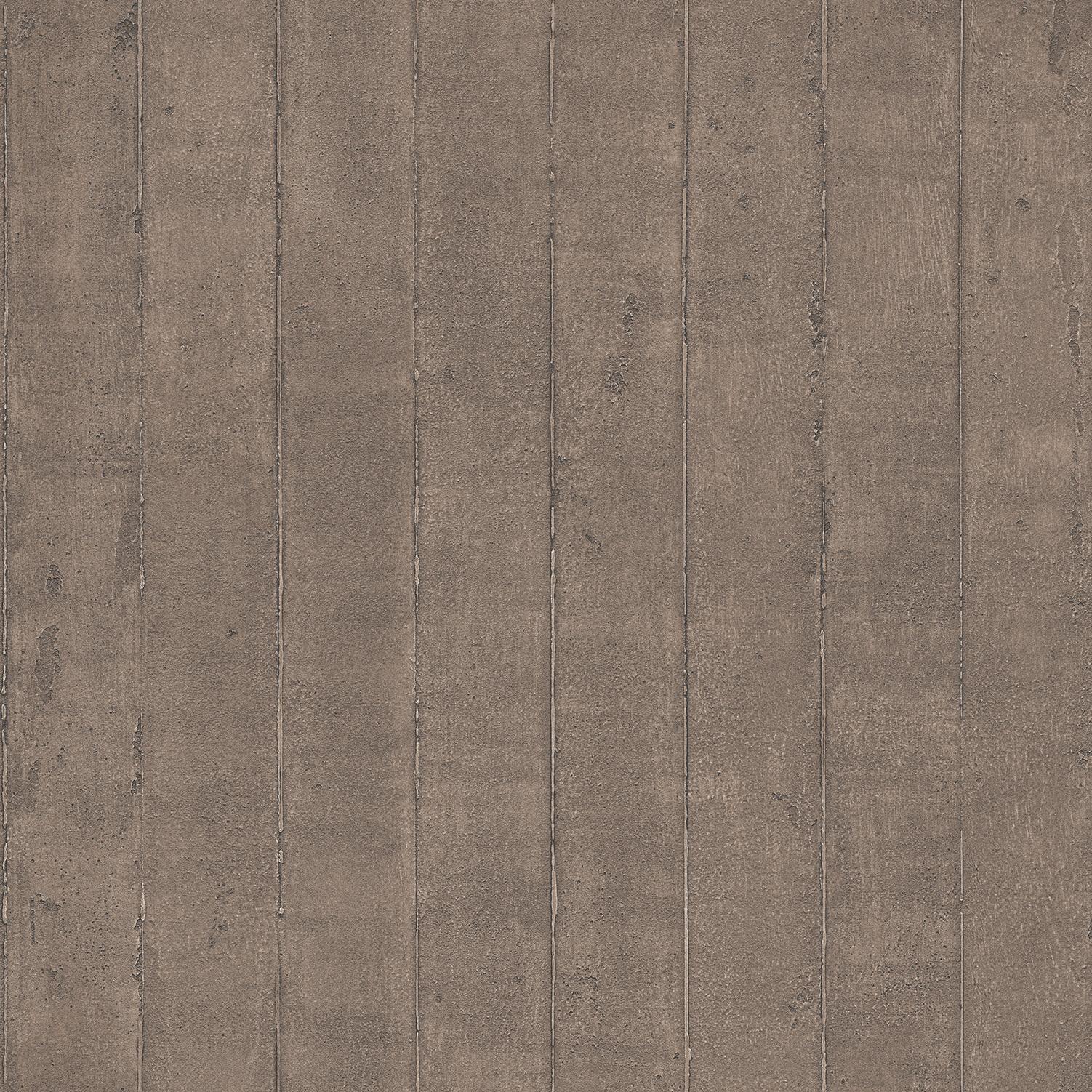 Steampunk Tapete - Beton G56240 (Braun)