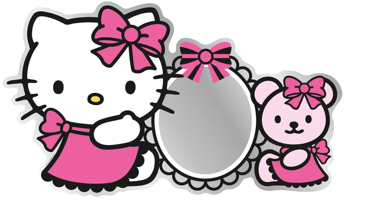 Kinder Wandsticker Hello Kitty 55260 (Bunt)
