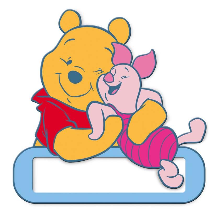 Kinder Wandsticker Winnie Puuh 48320 (Bunt)