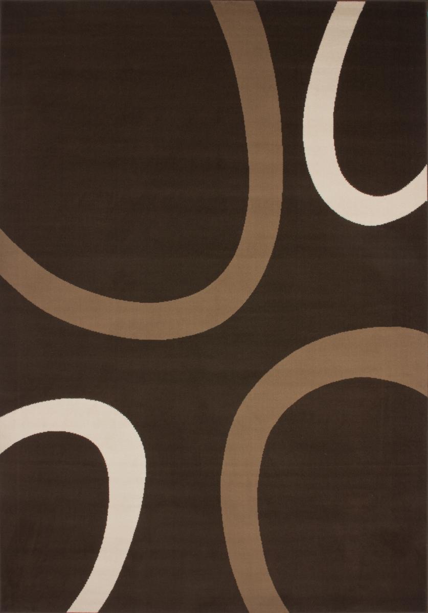 Teppich Dallas (Kaffee; 80 x 150 cm)