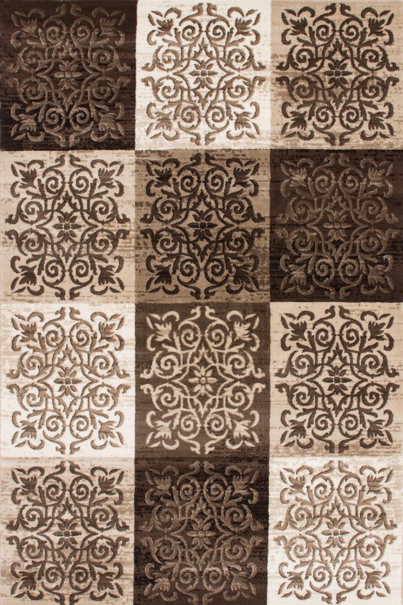 Teppich Liege (Beige; 120 x 170 cm)