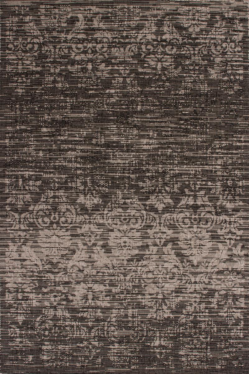 Teppich Lund (Graphit; 60 x 110 cm)