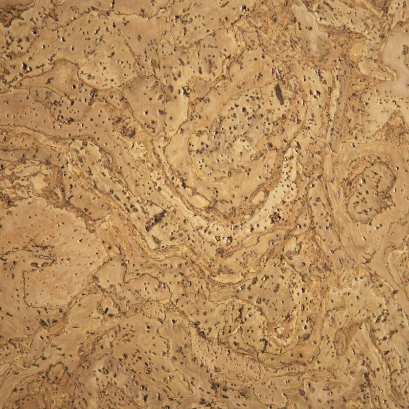 Q Exclusivo - Kork Fertigparkett - Dekor: Barriga natur (Barriga natur handfurniert)