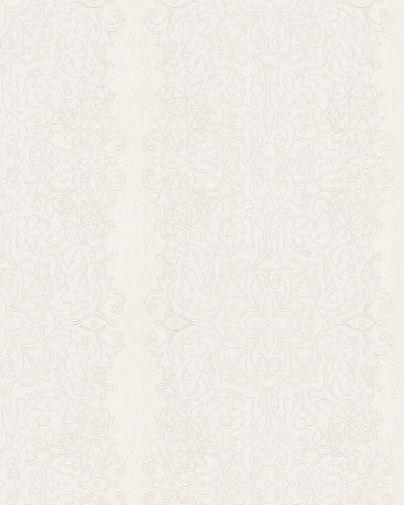 Zuhause Wohnen 4 - Mustertapete 57108 (Weiß)