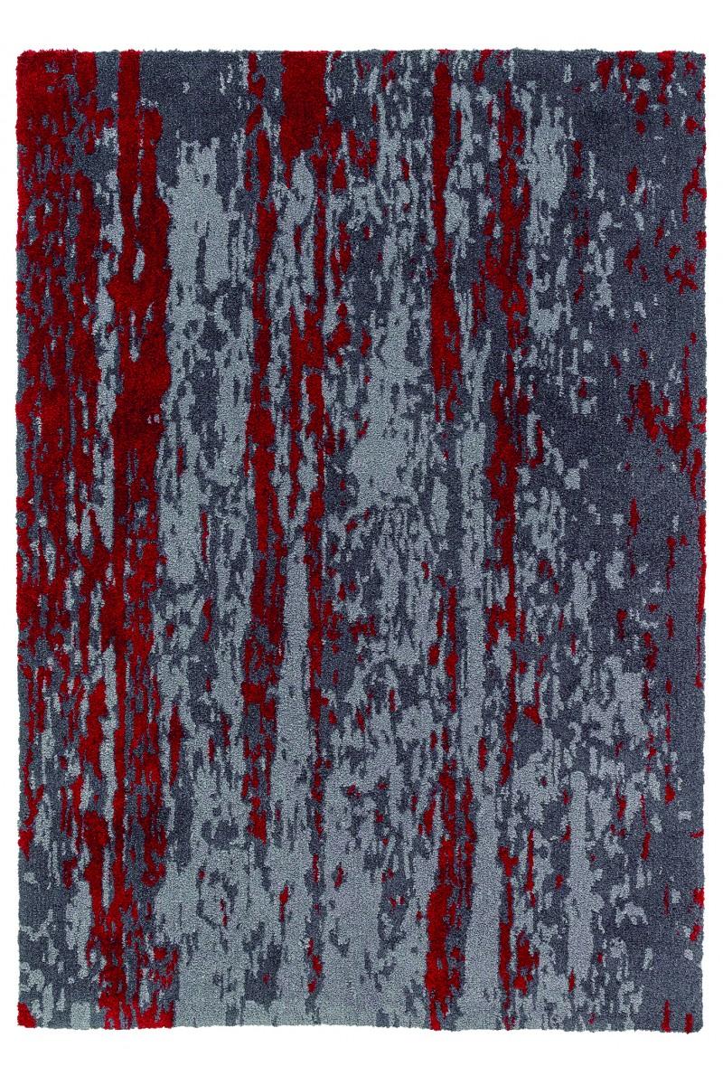 Teppich Impression (Rot; 290 x 200 cm)