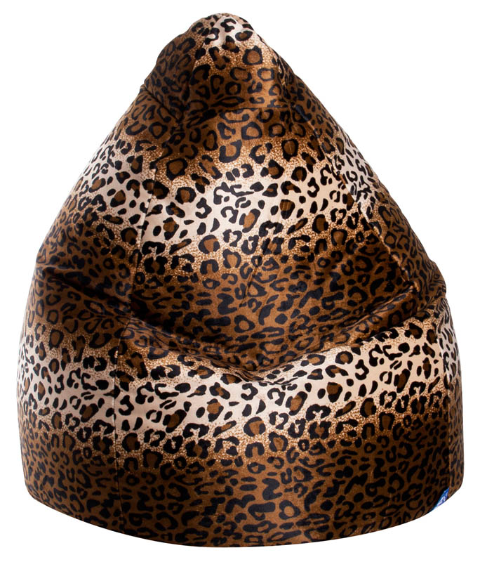 BeanBag AFRO - Leopard