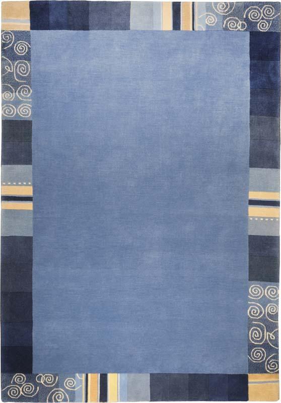 Teppich Everest TS204 (Blau; 60 x 90 cm)