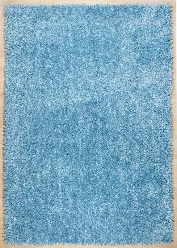 Teppich Pop Uni (Light Blue; 110 x 170 cm)