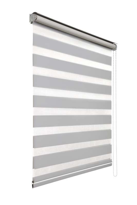 Duo Doppelrollo (Weiß; 180 x 120 cm)