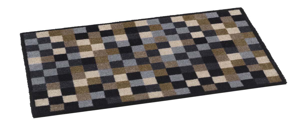 Schmutzfangmatte Pixel - Beige