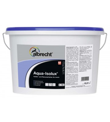 A195 Aqua-Isolux - Weiß