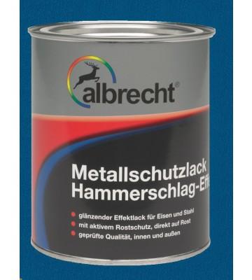 Metallschutzlack mit HSE - Dunkelblau