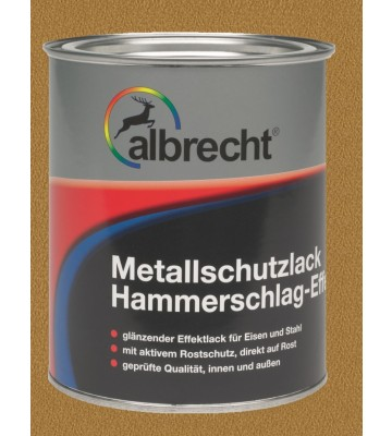 Metallschutzlack mit HSE - Kupfer