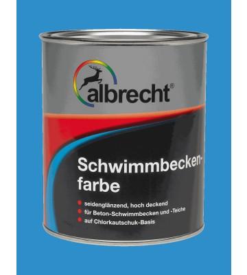 Schwimmbeckenfarbe - RAL 0119