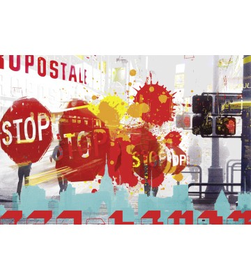 AP Digital - City Stop - SK Folie