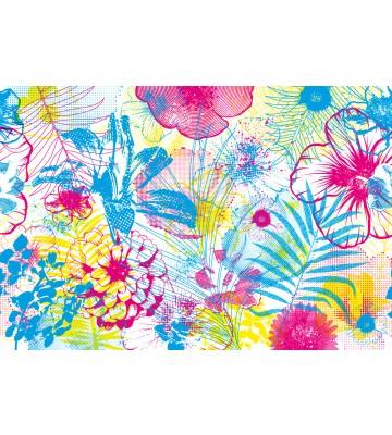 AP Digital - Flowers - SK Folie