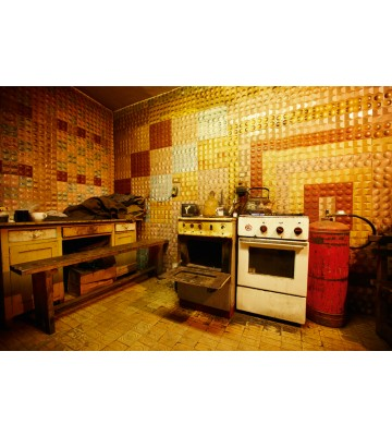 AP Digital - Kitchen Old Style - SK Folie
