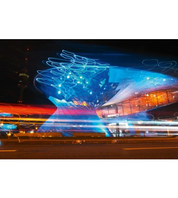 AP Digital - Munich Night Art - 150g Vlies