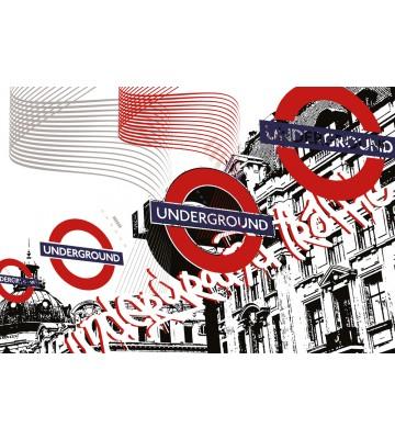 AP Digital - Underground Traf - 150g Vlies