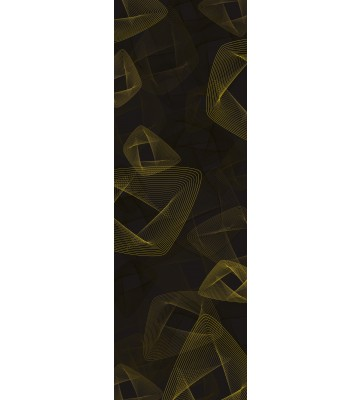 AP Panel - Golden glow dark (Schwarz)