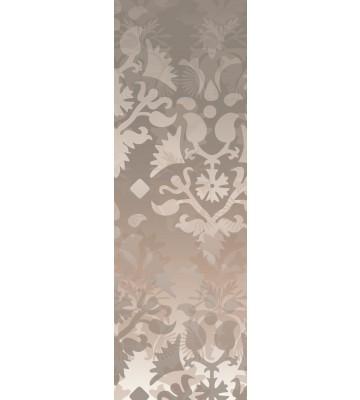 AP Panel - Ornamental spirit grey and brown, SK-Folie (Beige)