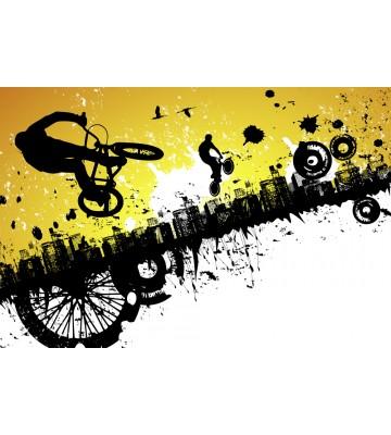 AP XXL2 - BMX Riders - 150g Vlies