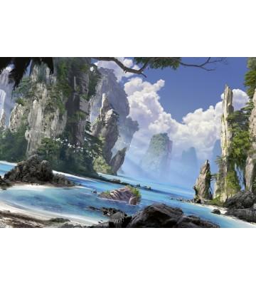 AP XXL2 - Dreamscape - 150g Vlies